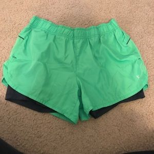 Athletic Shorts w/ built in spandex